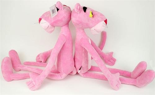 pantera cor de rosa boneco de pelúcia 50 cm poucas unidades
