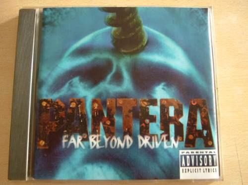 pantera far beyond driven cd aleman