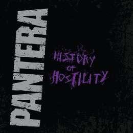 pantera history of hostility importado lp vinilo nuevo