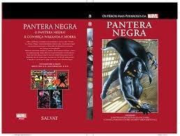 pantera negra 26  marvel salvat capa vermelha