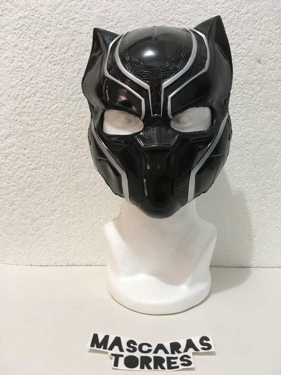 Mascara De Pantera Negra en Mercado Libre México