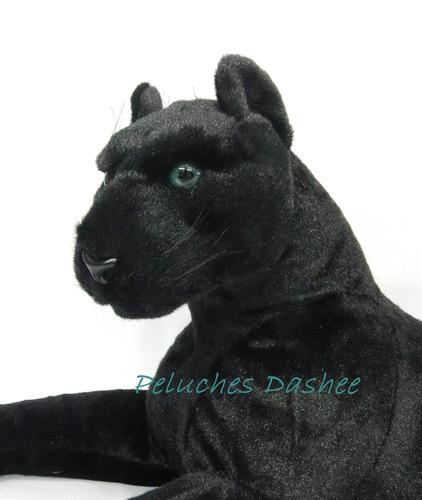 pantera negra peluche supersuave