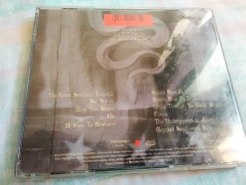 pantera - the great southern trendkill cd importado usado