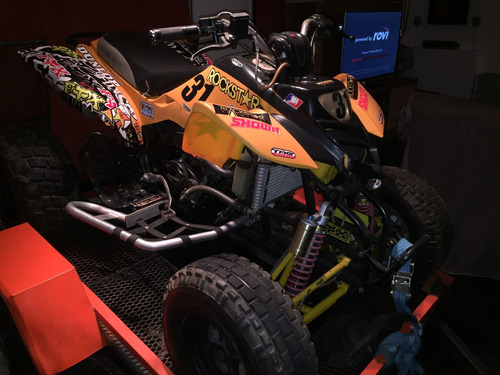 panther wr 250  2008