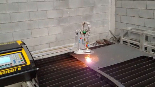 pantógrafo cnc para corte con plasma / oxicorte