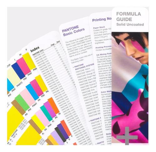 pantone formula guide 2019 - duas escalas a mais vendida