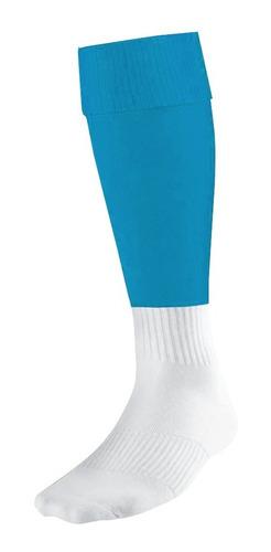 pantorrillera medias tipo compresión running futbol hibrida