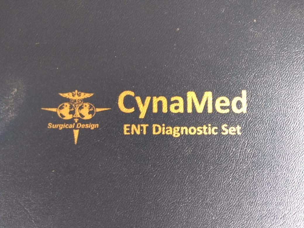 Pantoscopio Cynamed Usa-juego De Diagnostico-instrumental