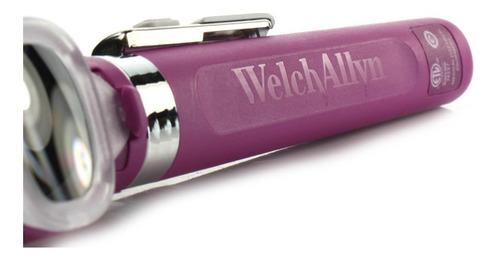 pantoscopio welch allyn pocket led oftalmoscopio + otoscopio