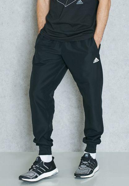 mejor lugar último descuento venta minorista Pants adidas Hombre Entallado Negro Bs2884 Dancing Originals