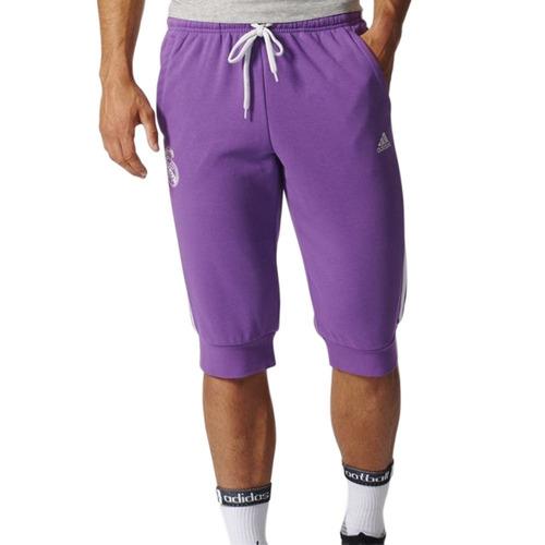 pants atletico 3/4 real madrid hombre adidas az5363