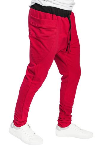 pants baggy / jogger estilo harem pocket marca turcaneo 3 pz