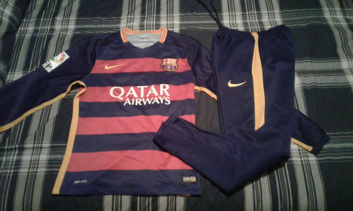Pants Barcelona Messi 2015 Local -   600.00 en Mercado Libre 3734326998c