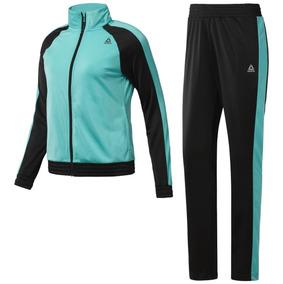 Pants Conjunto Para Dama Reebok Deportivo Comodo