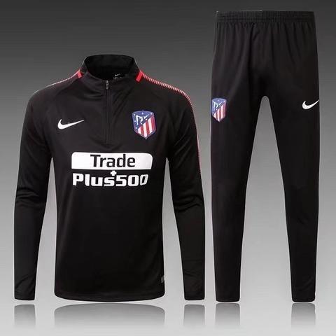 equipacion entrenamiento Atlético de Madrid modelos