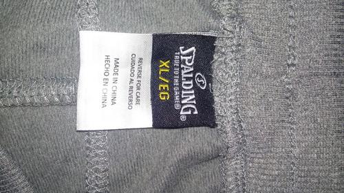 pants deportivo marca spalding nuevo sin etiqueta