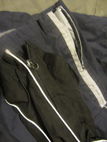 pants deportivos para entrenamiento o casual usados 2x1