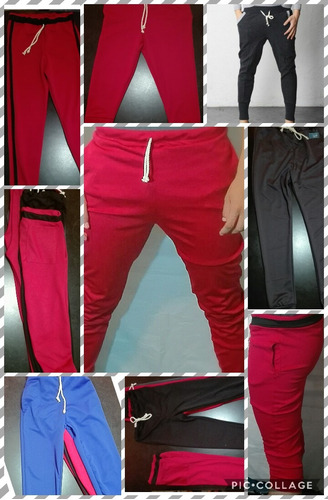 pants deportivos y skinny... m&æ