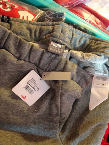 pants entubado puma 100% original sport algodon de adulto