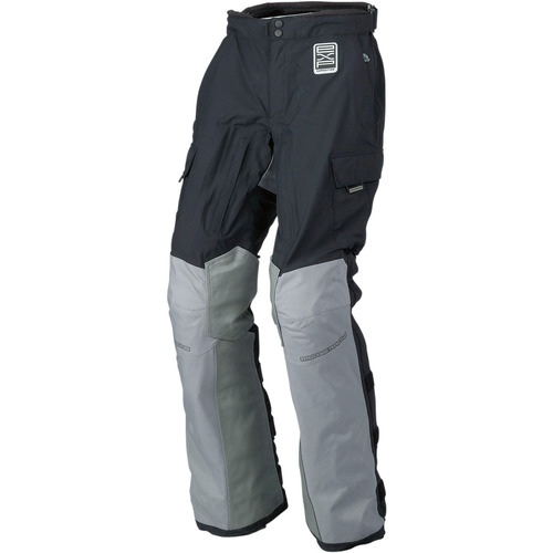 pants moose racing expedition dual sport negro/gris 36 usa