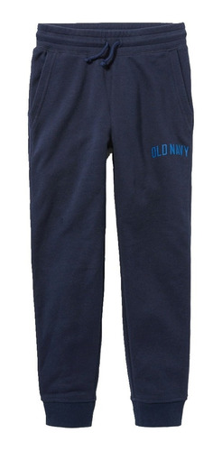 pants niño jogger cordón ajustable cintura elástica old navy
