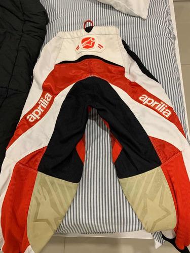 pants off road alpinestar aprilia original
