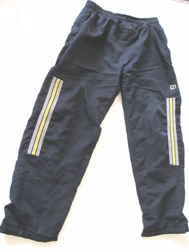 pants pantalon wilson nylon talla m (ver detalle)