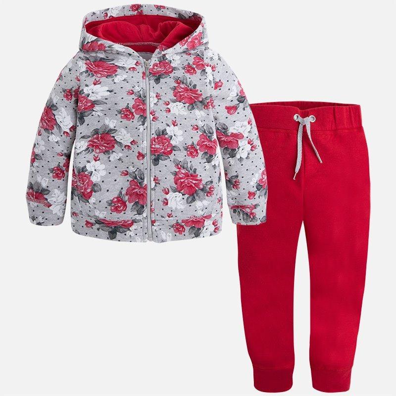 860919a62 Pants Para Niña Mayoral # 4 Años Est. 4813 Flores Rojo - $ 1,195.00 ...