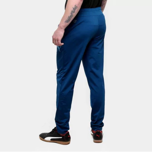 pants puma iron performance - negro y azul marino original!!