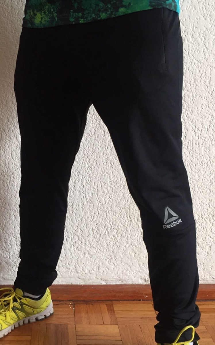 297e8b775e670 pants reebok speedwick knit trackster talla m negro entubado. Cargando zoom.