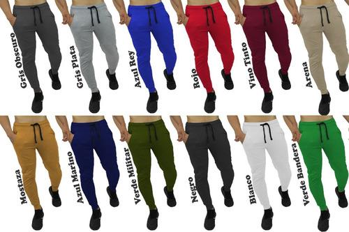 pants tipo jogger deportivo corte slim fit colores fenix fit