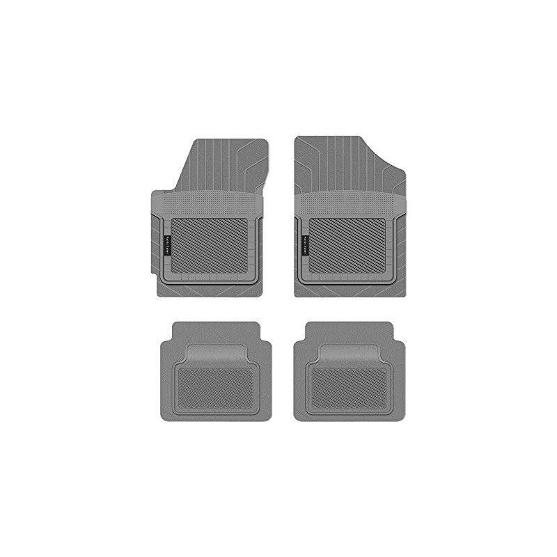 PantsSaver 2110102 Custom Fit Car Mat 4PC Gray