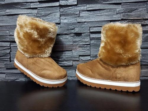 pantubotas bota plataforma goma eva livianas piel moda 2017!