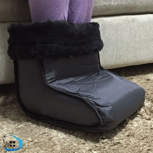 pantufa bota térmica nylon elétrica 10 temperaturas sulterm
