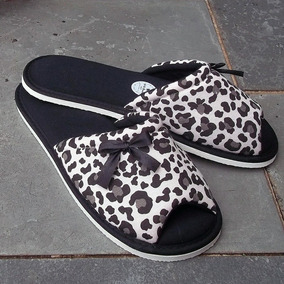 38b469691 Chinelo Pantufa Feminino Infantil - Sapatos no Mercado Livre Brasil