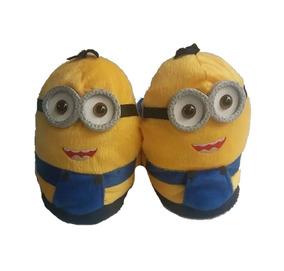 ec4299af340bb5 Tatuagem Infantil Minion Tamanho 20 - Sapatos 20 Amarelo com o ...