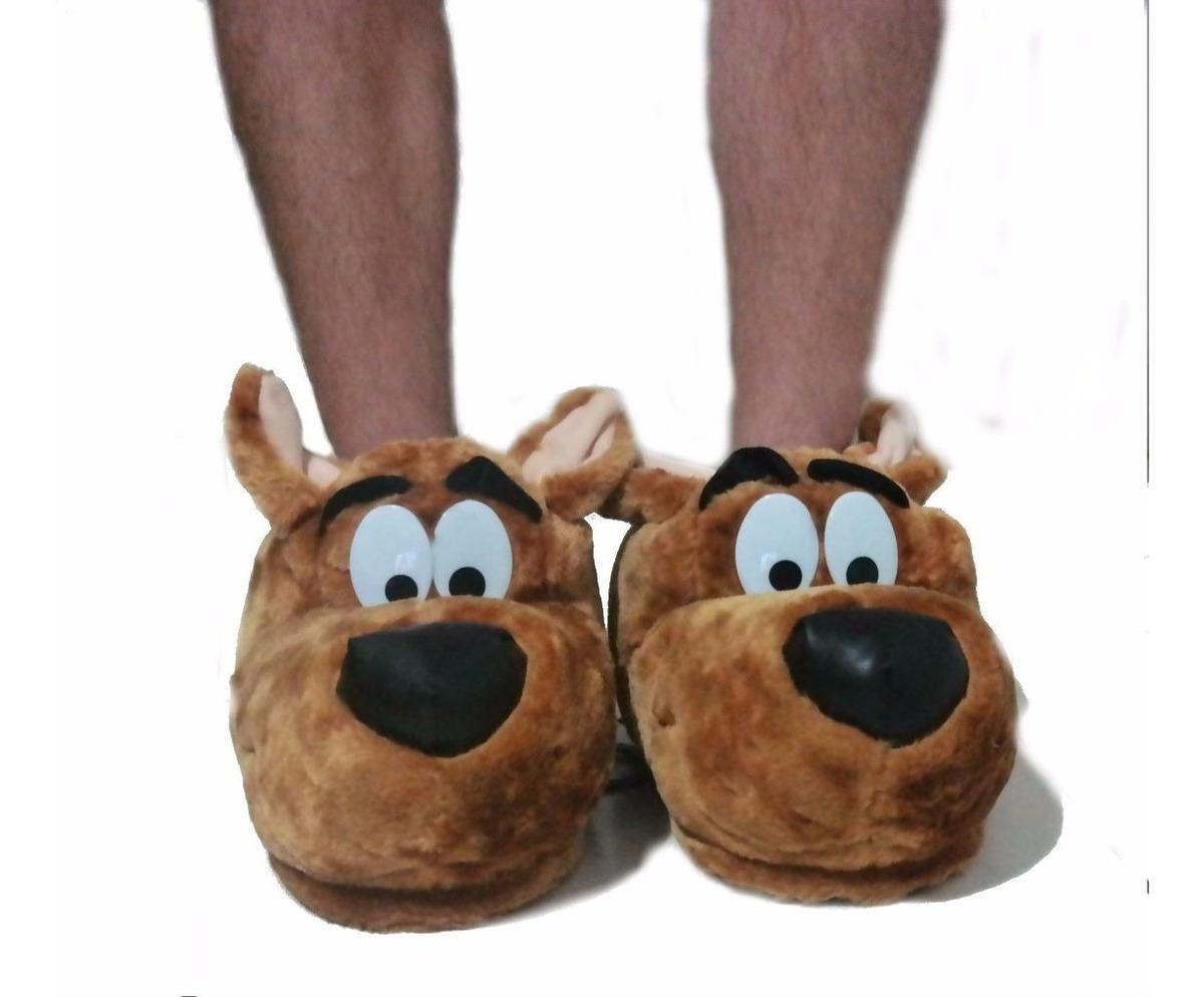 fdde6301c19884 Pantufa Scooby Doo 31 Ao 46 - Ricsen