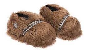5878847475a760 Pantufa Unissex Garra Star Wars 3d Chewbacca Disney Ricsen