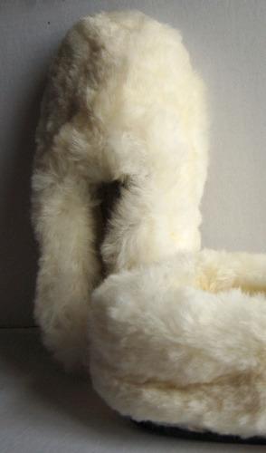 pantufas pele ovelha carneiro somente  33 34 35 consulte