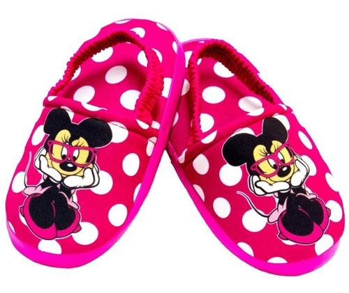 pantufla minnie