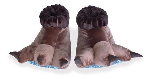 pantuflas / babuchas garras garra. producto de calidad.