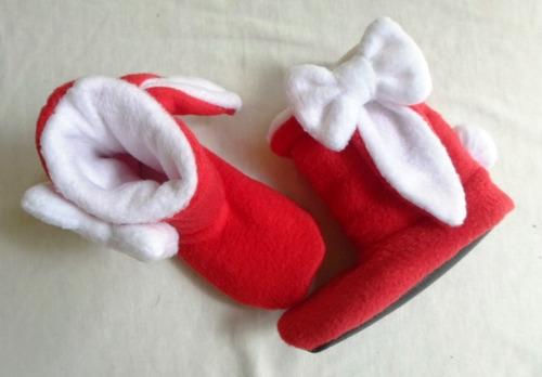 pantuflas bota en oferta