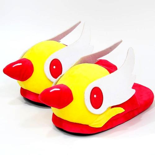 pantuflas clow sakura card captor envío gratis