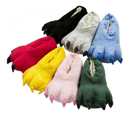 pantuflas con garras para kigurumi kawaii