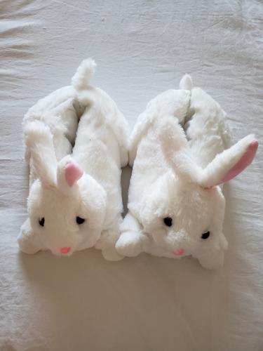 pantuflas conejo cosas lindas by laura duran