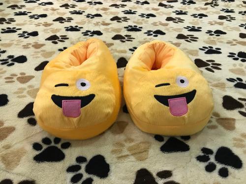 pantuflas de emojis (excelente calidad)