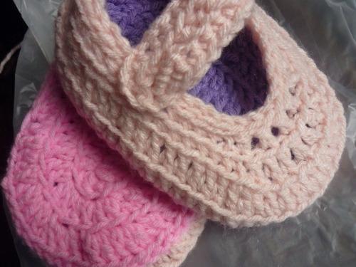 pantuflas de lana nenas
