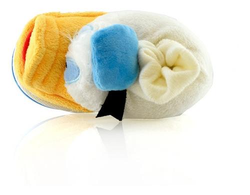 pantuflas disney addnice niñas niño donald 1145-40 luminares