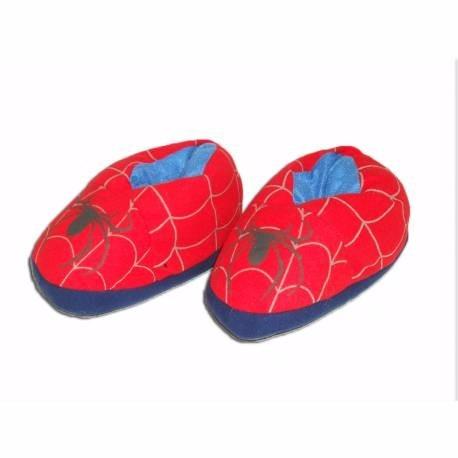 f0955909 Pantuflas Infantiles Niños Minions Talle 26 - $ 650,00 en Mercado Libre