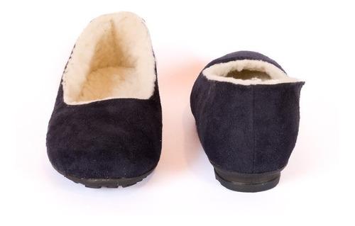 pantuflas mujer babuchas antideslizante y térmicas